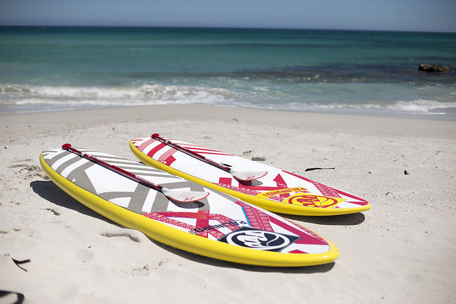 SUP Lessons Cape Town